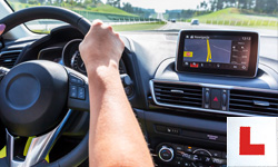 Enfield satnav driving test routes download